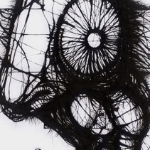2002, Shadow, ink on paper